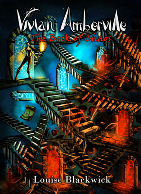 Vivian Amberville - The Book of Chaos prel. cover